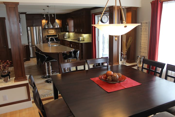 New! Luxury home / Québec City, 10min to Down Town