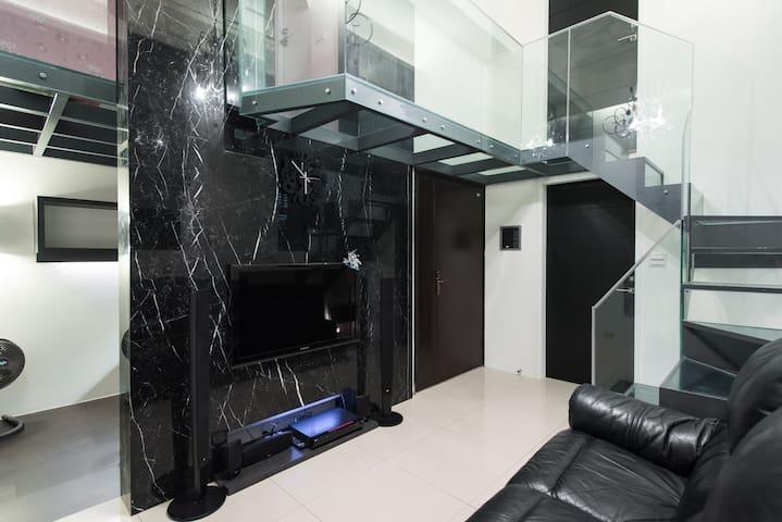 大安區的玻璃屋