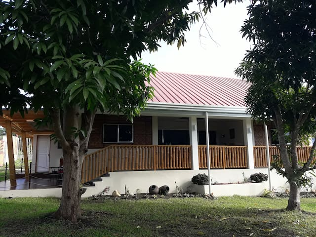 Crissa's native bungalow house