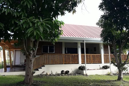 Crissa's native bungalow house - baclayon