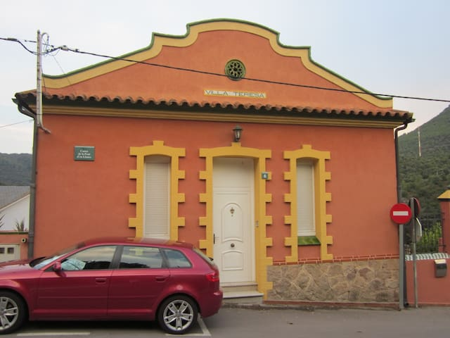 Casa en Parque Natural del Montseny - Figaró-Montmany - Rumah