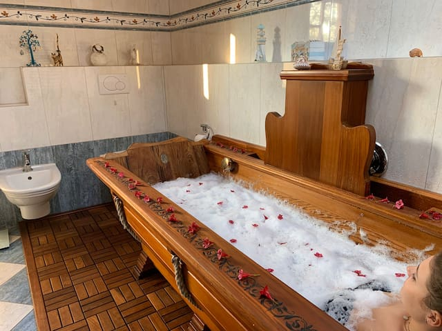 DomizilNord- Erholung pur: Sauna Netflix Trampolin