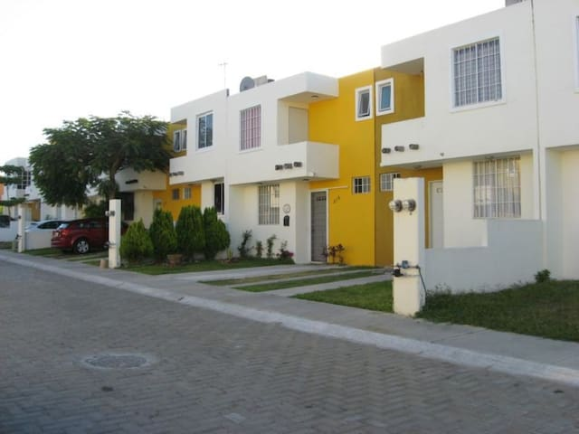3 bedroom home in Bucerias with Property Manager