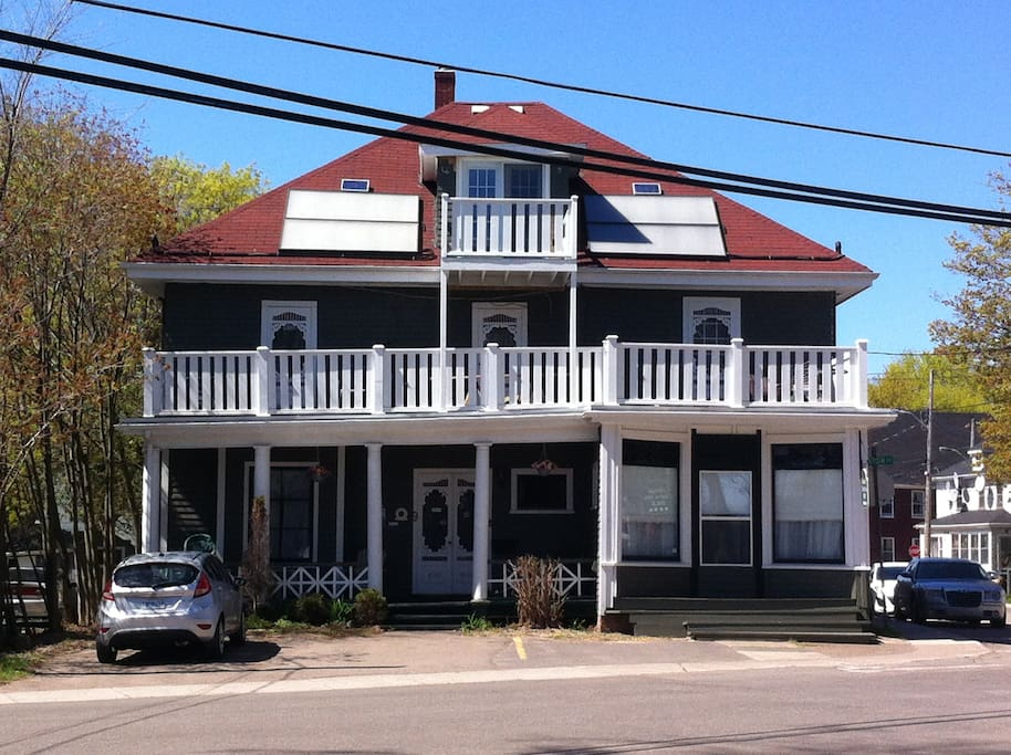 Charlottetown Bed And Breakfast