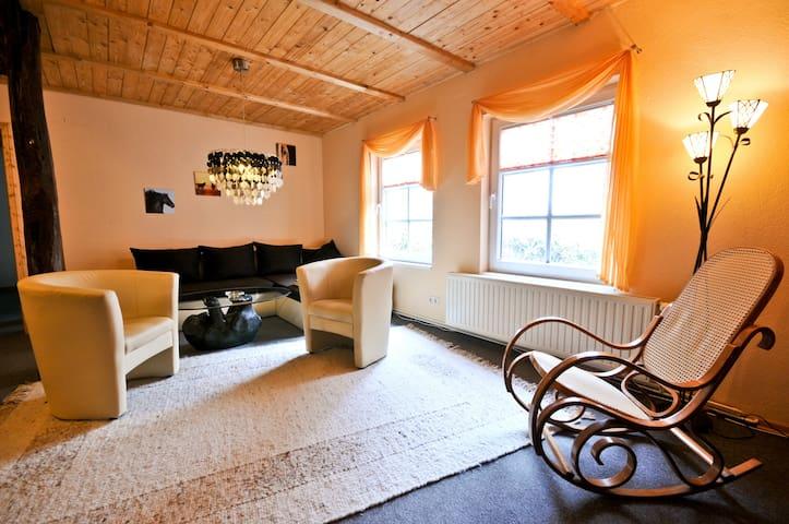 """wunderschöne Wohnung """"Fuchsbau"""""""