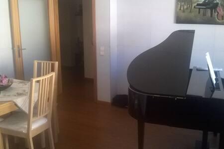 15 min to center, 2 double Bedroom, 2wc!Cozy apart - Venda Nova