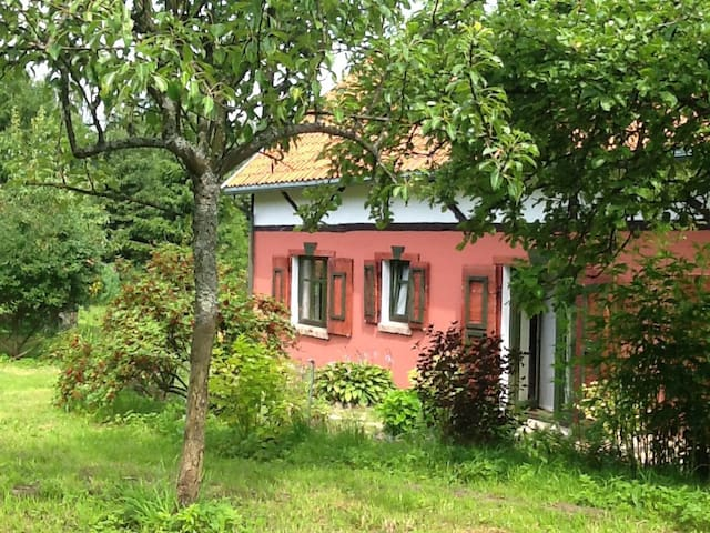 Cosy cottage in the masurian countryside