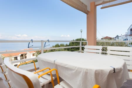 A sea view apartment in Rabac area - Labin - Huoneisto