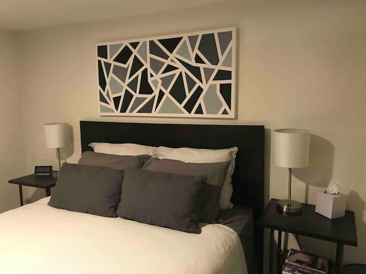 Private bedroom in Denver's hippest neighborhood.