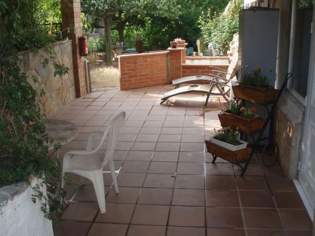 Casa rural en montaña de Montserrat - Vacarisses - Haus