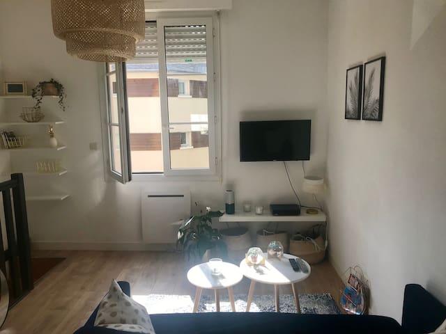 Appartement T2 - Proche Rennes centre ville