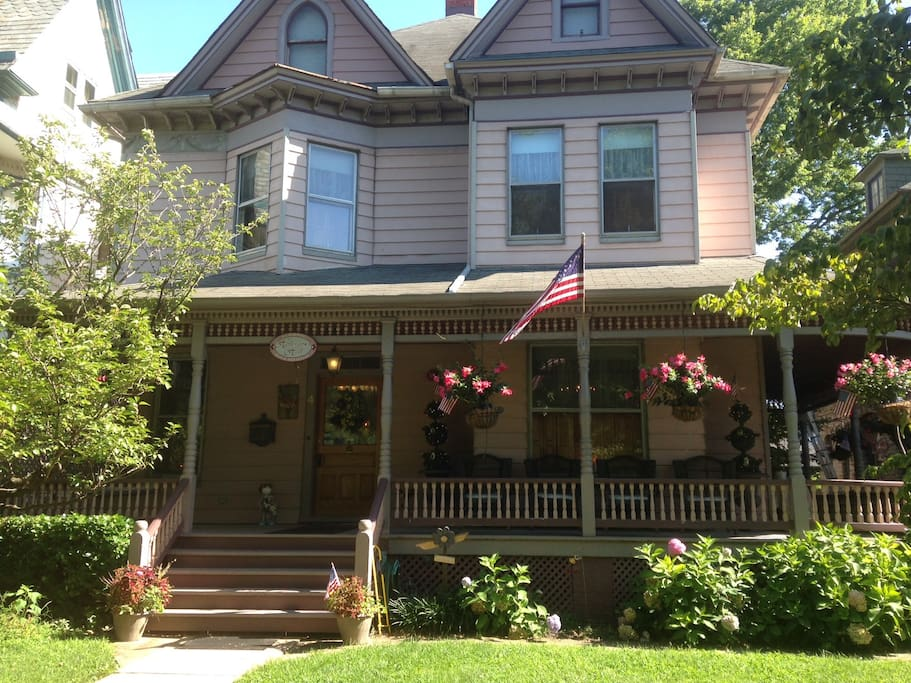 Hill Bed And Breakfast Frederick Md