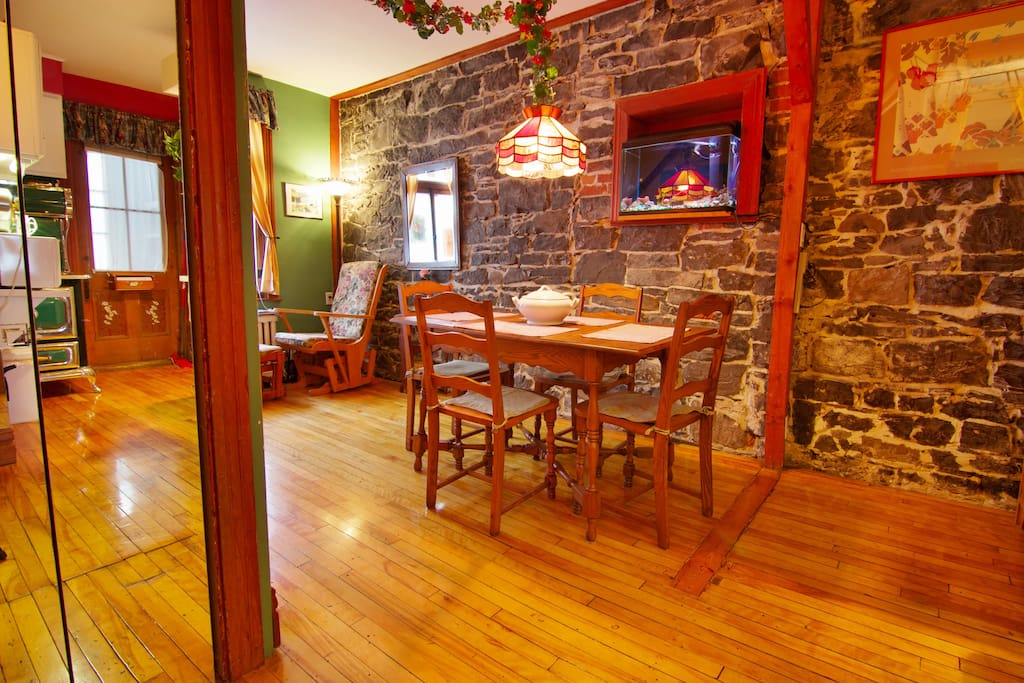 Maison lafleur vieux quebec bnb 2 chambres d 39 h tes for Chambre a louer vieux quebec