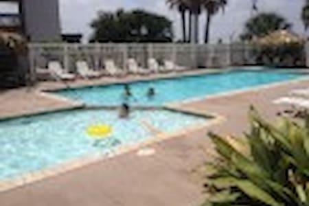 Villa Del Sol Condo #2116 - Corpus Christi - Apartamento