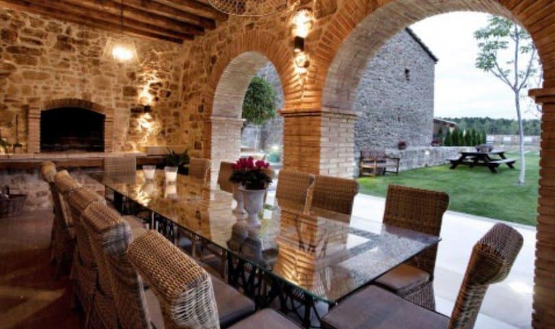 Casa rural con encanto  Cirera d`Avall