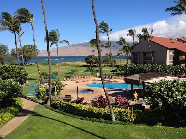 NEW !! LUXURY CONDO OCEAN FRONT - Kihei - Appartement