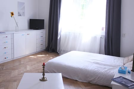 Bright room in the centre of Prague - Wohnung