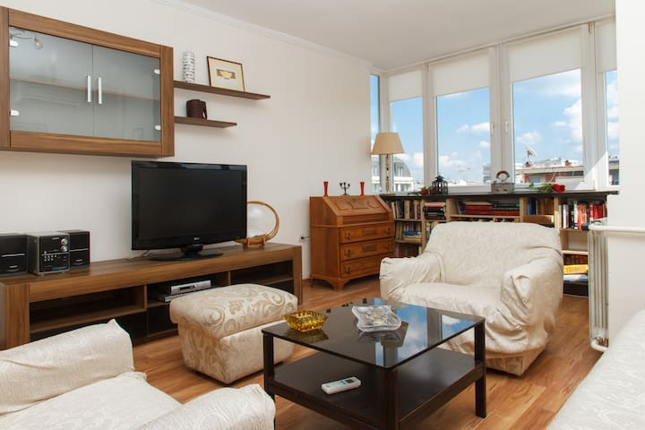 Casa del Sole City Center Apartment - Belgrade - Apartment