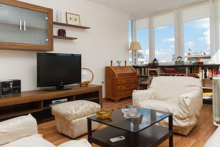 Casa del Sole City Center Apartment - Belgrad - Huoneisto