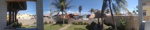 Casa do Mar Barra AP frente ao mar