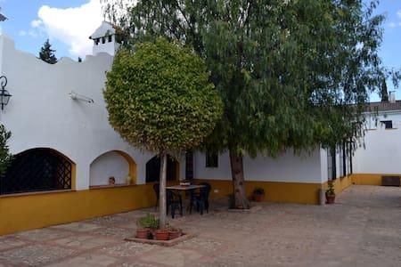 Casa rural Cortijo Jabonero. - Antequera - House