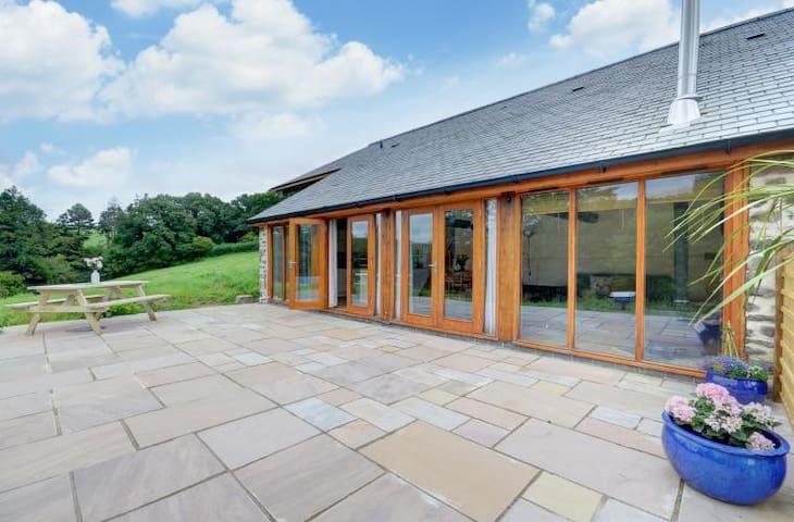 Blackbird Cottage sleeps 4 Devon