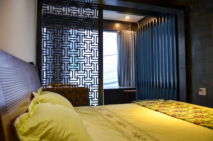RoomB: Cozy room in heart of Ho Chi Minh