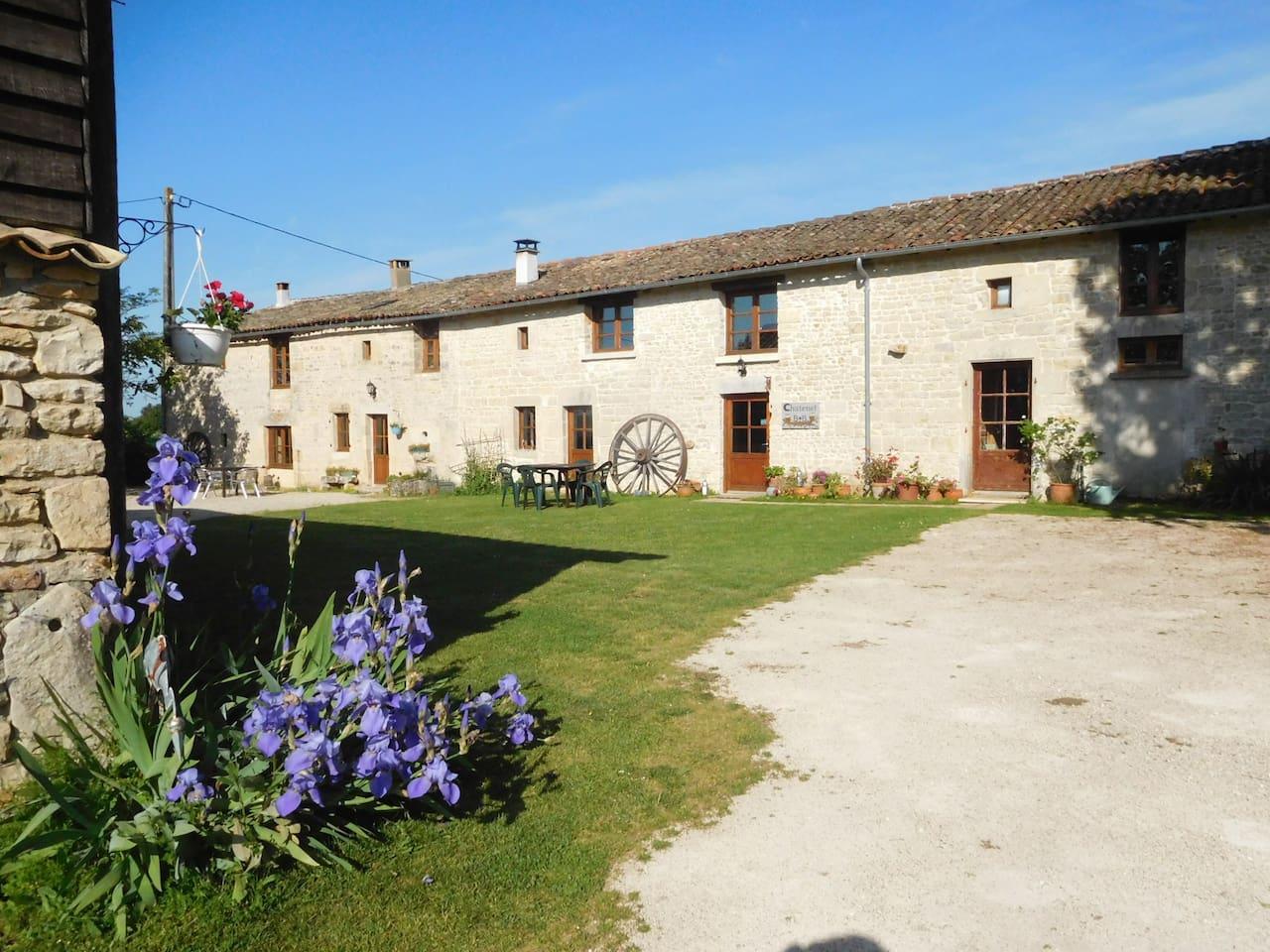 Lovely 300 year old stone Farmhouse