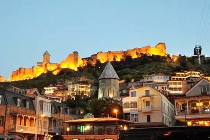 Dream apartament in Old Tbilisi