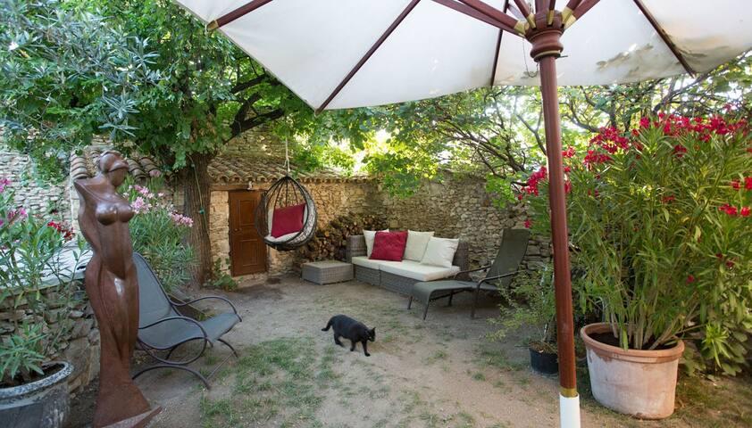 La Belle Histoire en Luberon - Saint-Saturnin-lès-Apt - ที่พักพร้อมอาหารเช้า