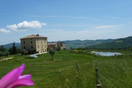Loft Rosso, Montecastelli Pisano, Tuscany!!! - Castelnuovo di Val di Cecina