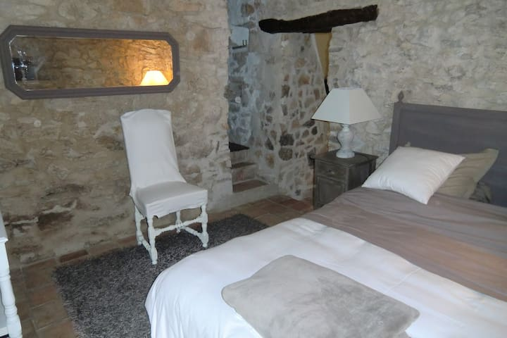 charmante maison de 63m2 - Quissac - Maison
