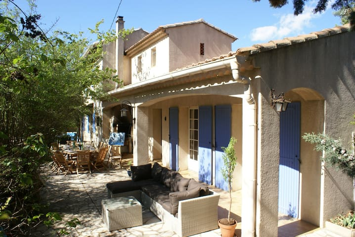 Gezellig vakantiehuis en pr zwembad - Salazac - Villa