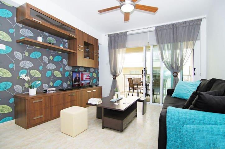 Stylish Cyprus holiday apartment