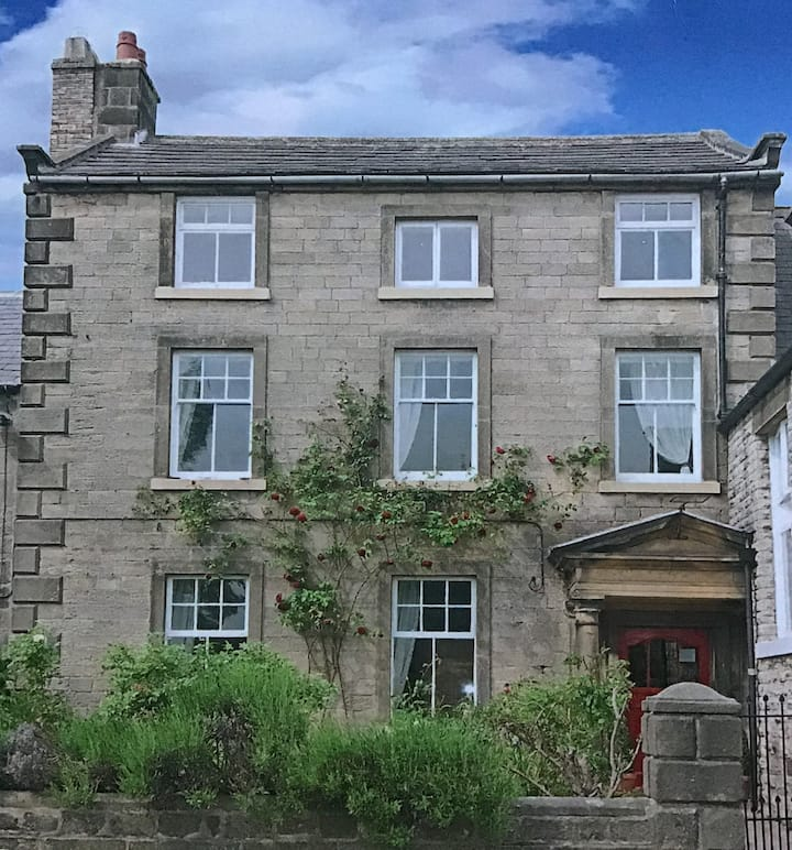 Number 29, a Grade two listed house in Masham