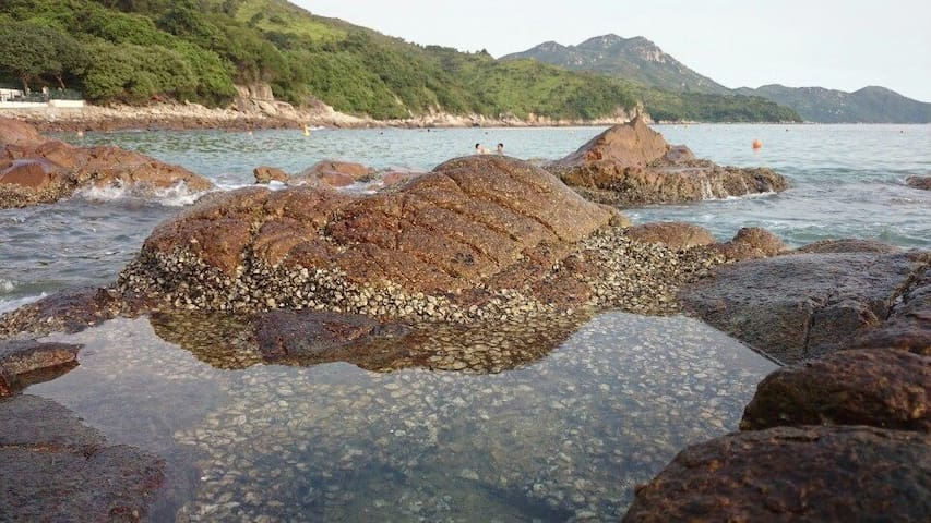 Lamma - best place to stay in HK - Yung Shue Wan, Lamma Island - Apartment