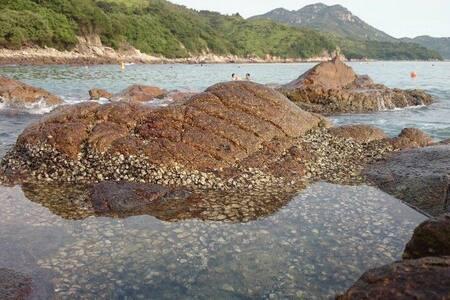 Lamma - best place to stay in HK - Yung Shue Wan, Lamma Island