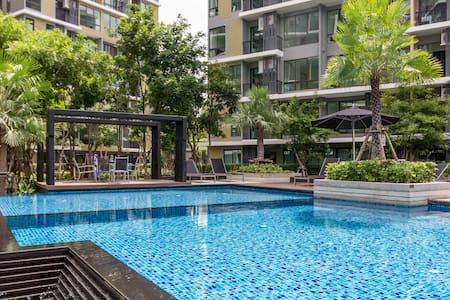 BrandNew1BR Udomsuk - Bangkok - Appartamento