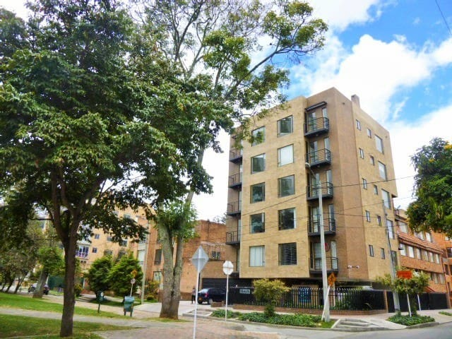Apartamento 1 alcoba, estrenar, - Bogotà - Iglú