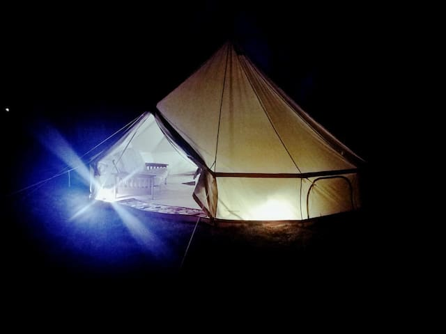 Teton Camping