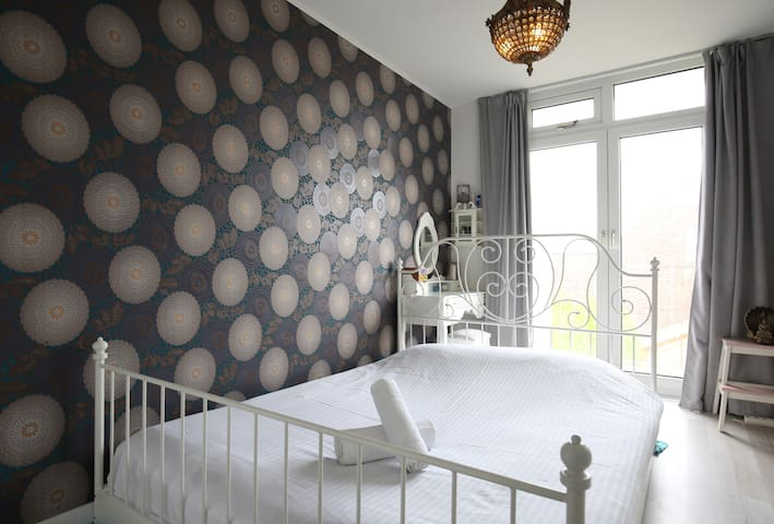 Charming and Cosy Appartment - Haarlem - Apartment