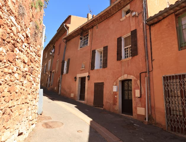 Provence, Roussillon your place !! - Roussillon - Rumah