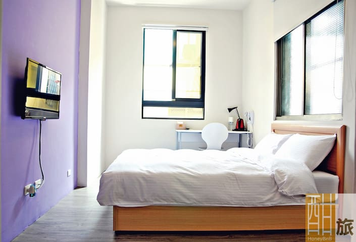 Lovely house RM-L: big tidy comfort - Distretto di Xitun - Bed & Breakfast