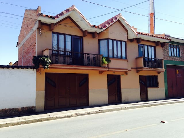 Guest house in the city of Sucre - 蘇克雷 - 公寓