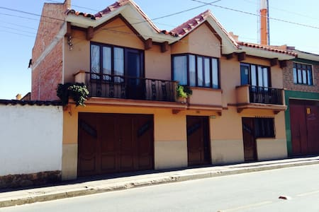 Guest house in the city of Sucre - Sucre - Apartamento