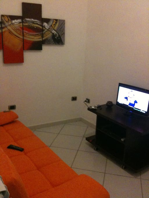 Saletta Tv LCD