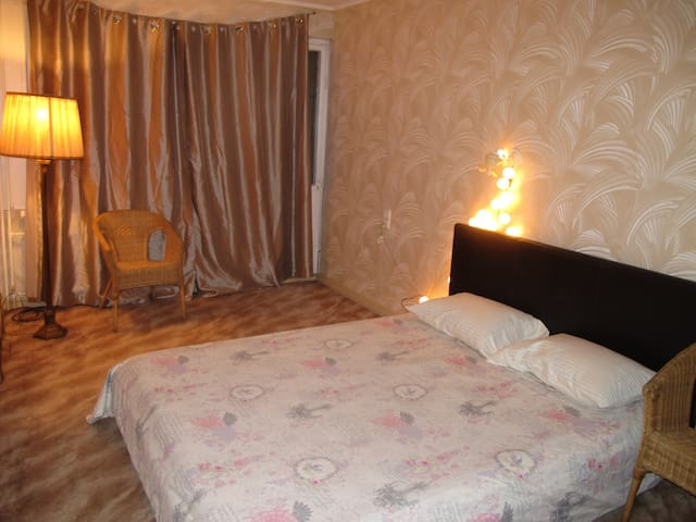Central apartment in Sigulda for 2- 5 persons