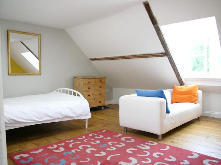 Lovely flat in central Bristol
