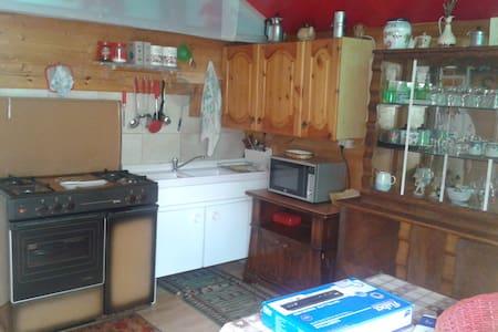 camera cucina bagno  - CAMPOTOSTO