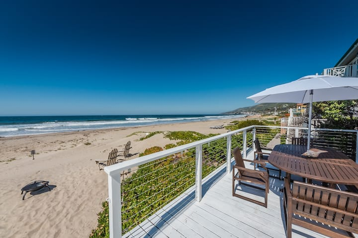 OCEANFRONT STAYCATION SLEEPS 10